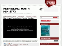 rethinkingyouthministry.com