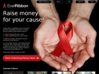Everribbon.com - EverRibbon | Collect donations and raise awareness online for your cause or charity