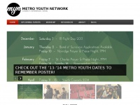 metroyouthnetwork.com