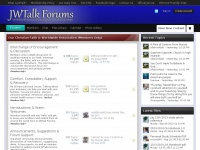 Jehovah's Witnesses Discussion Forum