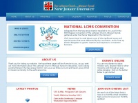 LCMS New Jersey District | Home