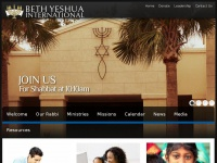 Bethyeshuainternational.com - Beth Yeshua International