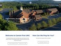cantonfirstumc.org Thumbnail