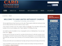 caroumc.org Thumbnail