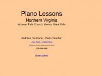 Andreas Hartmann - Piano Teacher - McLean, Falls Church, Vienna, Great  Falls
