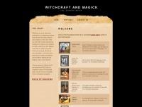witchcraftandmagick.com
