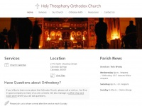 Theophany.org