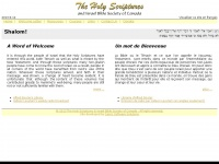 Theholyscriptures.org