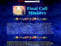 thefinalcall.org Thumbnail
