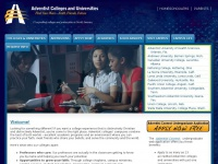 adventistcolleges.org Thumbnail