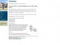cumnorurc.org.uk Thumbnail