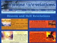 Spiritlessons.com - Divine Revelations: Face to Face encounters with Jesus Christ