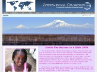 International Commission - Church-Based Partnership Evangelism Projects