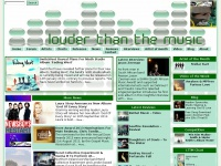 louderthanthemusic.com