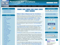 Resourcesforchristians.net