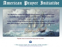 americanprayerinitiative.org
