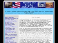 Americaisraelprophecy.com