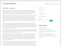 Yeshuaskingdom.org - Yeshua's Kingdom.