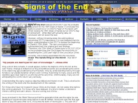 Watchfortheday.org - Signs of the End 2017-2024