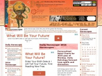 Gotohoroscope.com - Daily Horoscope Weekly Monthly Yearly Horoscopes 2014 Year of The Horse