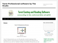 Tarot Casting Software for reading and casting Tarot cards