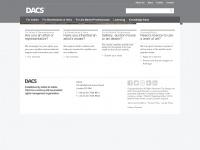 Dacs.org.uk