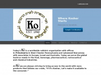 ko-kosher-service.org