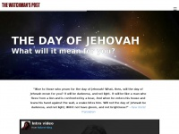 Jehovah's Witnesses Watchman - The Watchman's Post