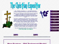Thechristianexpositor.org
