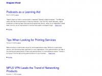 Dragonswood.org.uk