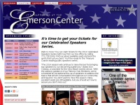 Theemersoncenter.org
