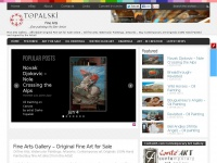 Fine Arts Painting Gallery - Oil Paintings and Watercolor art for Sale