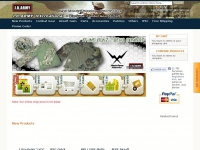 Jkarmy.com - J.K.ARMY International |  Home page  | Airsoft guns, Combat gear, Wargame