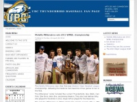 tbirdbaseball.net Thumbnail