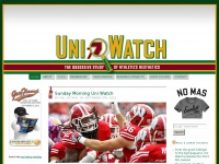 uni-watch.com Thumbnail