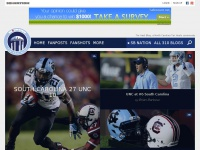 Tar Heel Blog, a North Carolina Tar Heels community