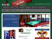 Dnrstar.com - D and R | Vending | Amusement | Family Fun Center | Coffee | Tavern Pizza | Treats | Rochester MN