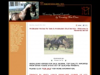 Hds-andalusians.com - Andalusian Horses for Sale - Andalusian Stud Service