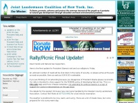Jlcny.org - Joint Landowners Coalition of New York Inc. - Joint Landowners Coalition of New York Inc. - Latest NY Natural Gas Drilling News
