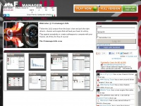 f1manager.info Thumbnail