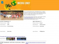Memories of the 2007 World Championships Beach Ultimate