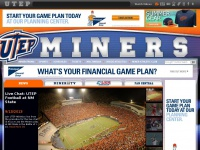 University of Texas at El Paso Official Athletic Site - University of Texas-El Paso