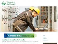 warringtongolfsociety.co.uk Thumbnail