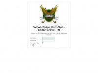 golffalconridge.com