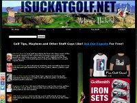 isuckatgolf.net