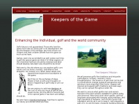 keepersofthegame.org Thumbnail