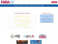 curefa.org Thumbnail