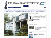 edwardgoreyhouse.org Thumbnail