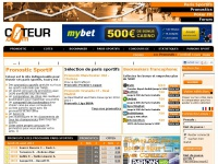 Pronostic sportif gratuit, foot, tennis... Guide paris sportifs.