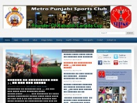 Metropunjabisports.com : Official Website - 2006 - MetroPunjabiSports.com, Latest, Sports News, Live Kabbadi Show and another breaking news.